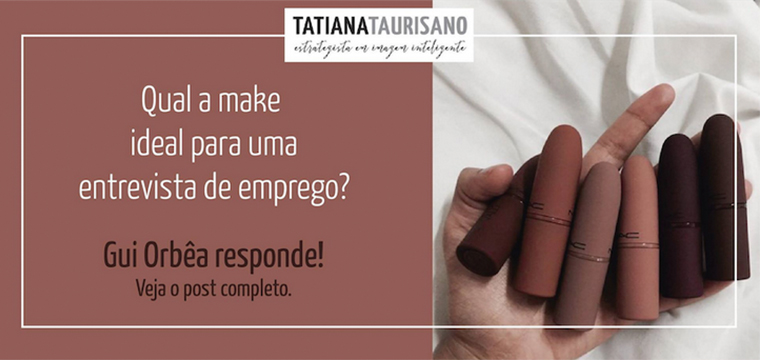 Make Ideal Para Entrevista De Emprego